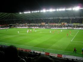 The Liberty Stadium - Swansea