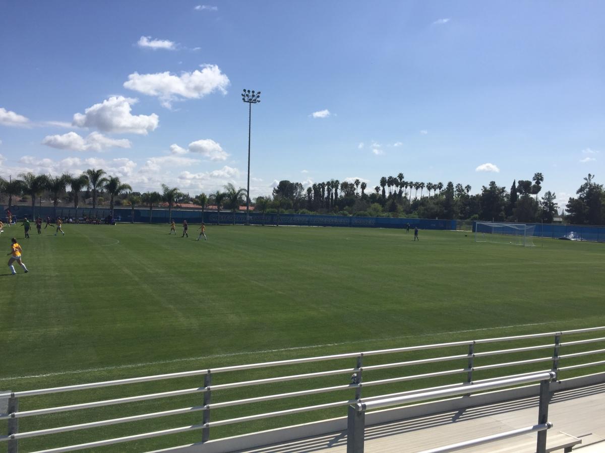 CSU Bakersfield Spring SoccerGames